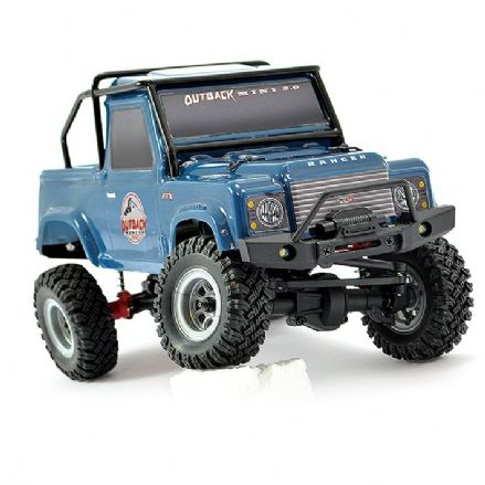 FTX FTX5507DB OUTBACK MINI 2.0 RANGER 1:24 READY-TO-RUN DARK BLUE